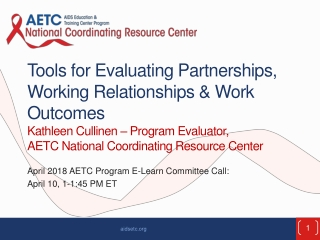 Using IT tools for evaluating trust