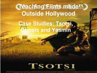 Teaching Films made Outside Hollywood