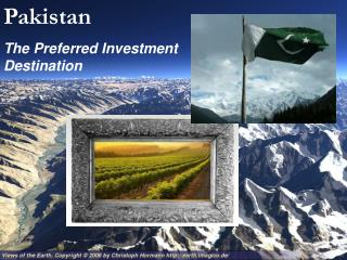 Pakistan –  The Preferred Investment Destination