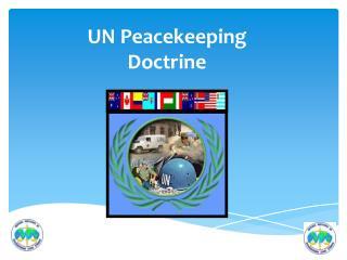 UN Peacekeeping Doctrine