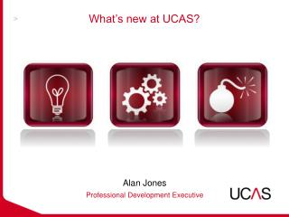 What's new at UCAS?