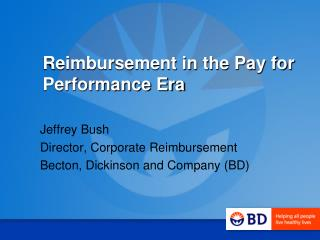 Reimbursement in the Pay for Performance Era