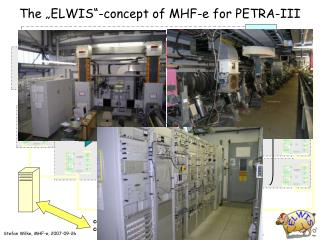 "The ""ELWIS""-concept of MHF-e for PETRA-III"