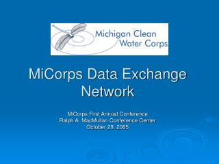 MiCorps Data Exchange Network