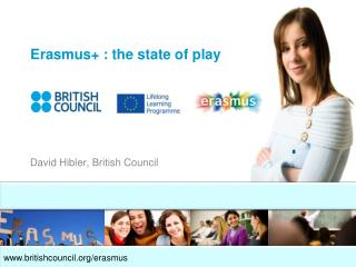 Erasmus+ : the state of play