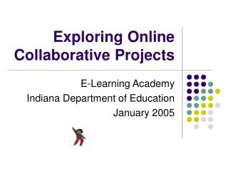 Exploring Online Collaborative Projects