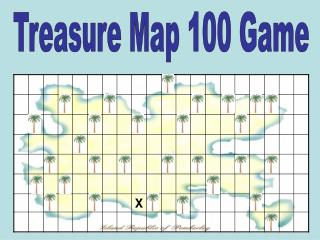 Treasure Map 100 Game