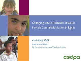 Changing Youth Attitudes Towards Female Genital Mutilation in Egypt