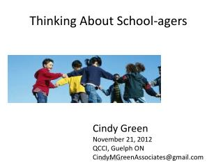 Thinking About School-agers