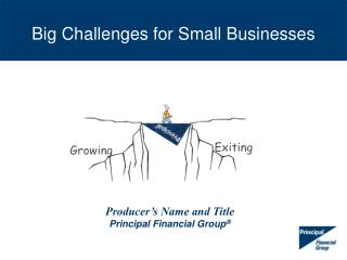 Big Challenges for Small Businesses