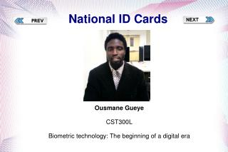 National ID Cards