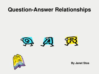 Question-Answer Relationships