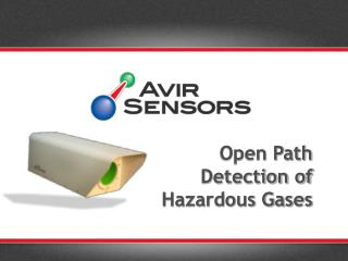 Open Path Detection of  Hazardous Gases