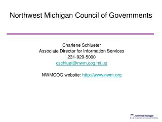 Northwest Michigan Council of Governments