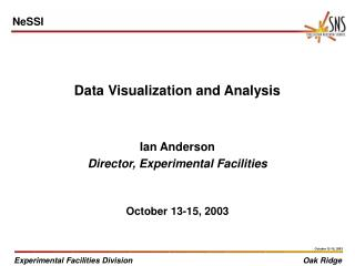 Data Visualization and Analysis