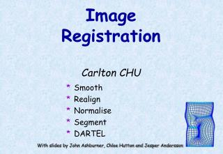 Image Registration Carlton CHU