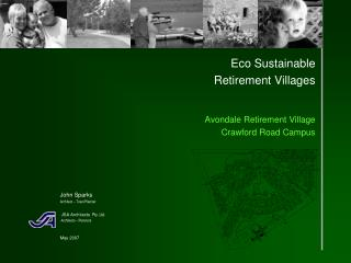 Eco Sustainable Retirement Villages Avondale Retirement Village Crawford Road Campus