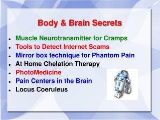 Body & Brain Secrets