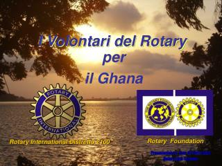 Rotary International Distretto 2100