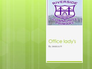 Office lady's