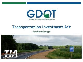 Washington s Port Districts: Transportation Overview