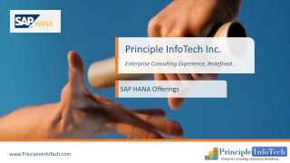 SAP HANA | IN- MEMORY | HANA