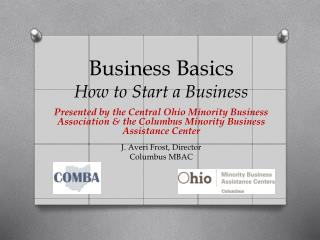 Business Basics  How to Start a Business