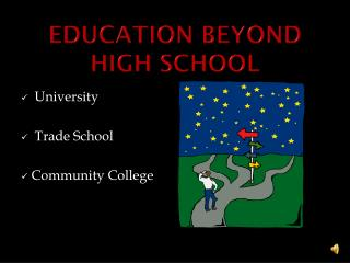 Education Beyond High School