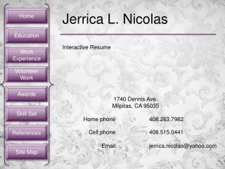 Jerrica L. Nicolas