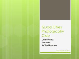 Quad Cities Photography Club