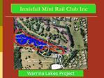 Innisfail Mini Rail Club Inc