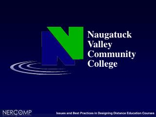 Naugatuck Valley Community  College