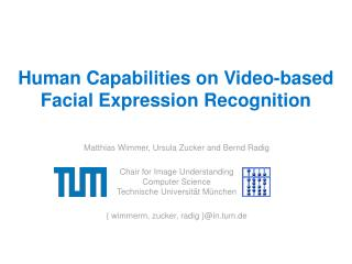 Human Capabilities on Video-based Facial Expression Recognition
