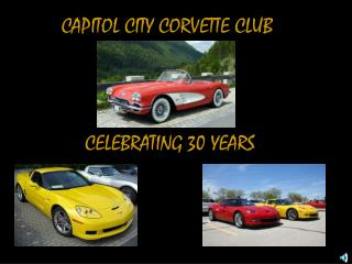 CAPITOL CITY CORVETTE CLUB
