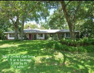 5001 Circled Oak Drive 4, 5 or 6 bedroom 2,276 sq ft 3 bath