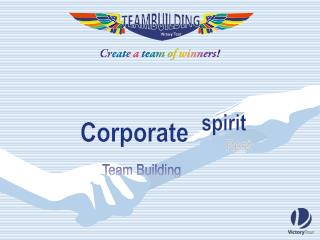 T eam building is a special leisure activity aimed at improving team cooperation.