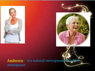 menopause treatment
