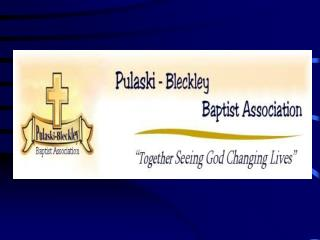 ASSOCIATIONS: THE OLDEST BAPTIST ENTITY