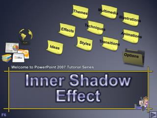 Inner Shadow Effect