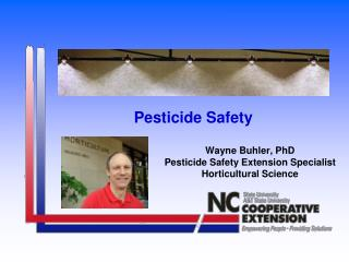 Pesticide Safety
