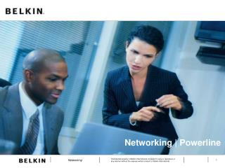 Networking | Powerline