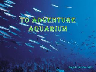 To Adventure Aquarium