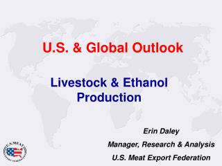 U.S. & Global Outlook