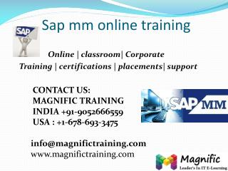 sap mm online training in canada