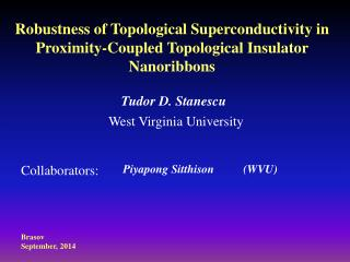 Robustness of Topological Superconductivity in Proximity-Coupled Topological Insulator Nanoribbons