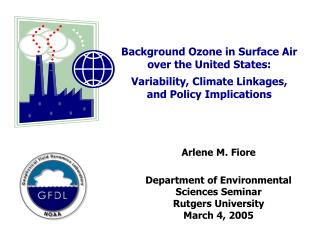 Background Ozone in Surface Air over the United States: Variability, Climate Linkages,