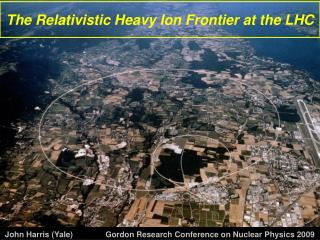 The Relativistic Heavy Ion Frontier at the LHC