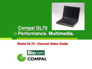 Compal DL70 Performance. Multimedia.