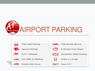 How to choose the right airport parking in Melbourne or Tull