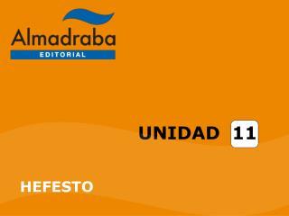 UNIDAD  11